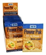Trace Minerals Research - Electrolyte Stamina Power Pak Orange Blast - 32 Packet(s) by Trace Minerals Research