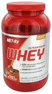 MET-Rx - Ultramyosyn Whey Peanut Butter Cup - 2 lbs., from category: Sports Nutrition