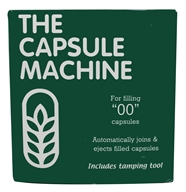 "Capsule Connections - The Capsule Machine For Filling ""00"""