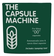 "Capsule Connections - The Capsule Machine For Filling ""00"" by Capsule Connections"