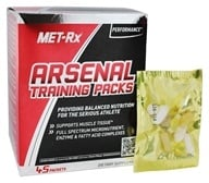 MET-Rx - Arsenal Training Packs - 45 Packet(s) (786560179102)