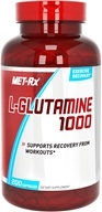 Image of MET-Rx - L-Glutamine 1000 mg. - 200 Capsules