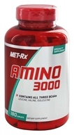 Image of MET-Rx - Amino 3000 - 180 Caplets Formerly Hardcore Amino 3000