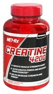 MET-Rx - Creatine 4200 - 120 Capsules, from category: Sports Nutrition