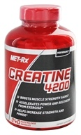 MET-Rx - Creatine 4200 - 240 Capsules, from category: Sports Nutrition