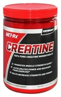 MET-Rx - Creatine Powder Pharmaceutical Grade - 14.1 oz. by MET-Rx
