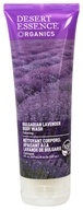 Image of Desert Essence - Organics Body Wash Calming Bulgarian Lavender - 8 oz. LUCKY DEAL