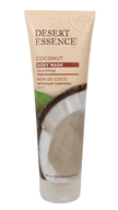 Desert Essence - Body Wash Coconut - 8 oz. (718334337364)