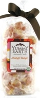 Yummy Earth - Organic Artisanal Candy Gluten Free Mango Tango - 6 oz. by Yummy Earth