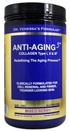 Dr. Venessa's Formulas - Anti-Aging 3 Collagen Powder Mixed Berry - 615 Grams, from category: Nutritional Supplements