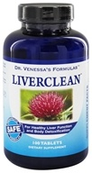 Image of Dr. Venessa's Formulas - Liver Clean - 100 Tablets