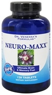 Dr. Venessa's Formulas - Neuro-Maxx - 120 Tablets, from category: Nutritional Supplements