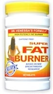 Dr. Venessa's Formulas - Super Fat Burner High Potency Caffeine-Free - 60 Tablets