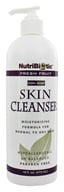 Nutribiotic - Non-Soap Skin Cleanser Fresh Fruit Scent - 16 oz. (728177010218)