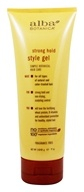 Alba Botanica - Styling Gel Strong Hold - 7 oz. (724742006440)