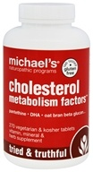 Michael's Naturopathic Programs - Cholesterol Metabolism Factors - 270 Vegetarian Tablets