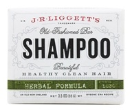 JR Liggett's - Old-Fashioned Shampoo Bar Herbal Formula - 3.5 oz. by JR Liggett's