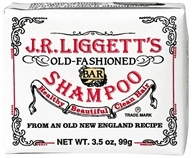 JR Liggett's - Old-Fashioned Shampoo Bar Original Formula - 3.5 oz. (049056102016)