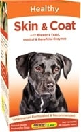 ReNew Life - Healthy Skin and Coat for Pets (Dogs) - 60 Chewable Tablets (631257140050)