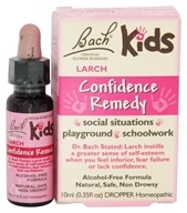 Bach Original Flower Remedies - Kids Confidence Remedy - 10 ml. (741273001027)