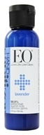 Image of EO Products - Hand Sanitizing Gel Travel Size Lavender - 2 oz.