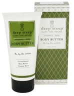Deep Steep - Body Butter Rosemary-Mint - 6 oz.