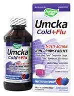 Nature's Way - Umcka Cold+Flu Berry - 4 oz.