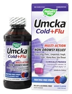 Nature's Way - Umcka Cold+Flu Berry - 4 oz., from category: Homeopathy