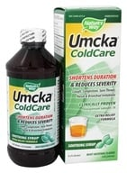 Image of Nature's Way - Umcka Cold Care Menthol - 8 oz.