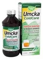 Nature's Way - Umcka Cold Care Menthol - 8 oz.