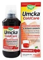 Nature's Way - Umcka Cold Care Cherry - 8 oz., from category: Homeopathy