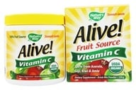 Nature's Way - Alive Vitamin C 100% Whole Food Complex - 120 Grams, from category: Vitamins & Minerals