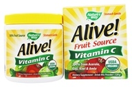 Image of Nature's Way - Alive Vitamin C 100% Whole Food Complex - 120 Grams