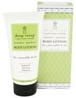 Deep Steep - Body Lotion Honeydew-Spearmint - 6 oz. (674749020720)