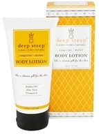 Deep Steep - Body Lotion Tangerine-Melon - 6 oz. by Deep Steep
