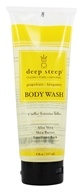 Deep Steep - Body Wash Grapefruit Bergamot - 8 oz.