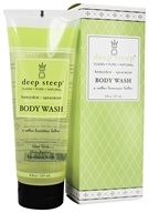 Deep Steep - Body Wash Honeydew Spearmint - 8 oz. (674749021826)