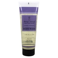 Deep Steep - Body Wash Lavender Chamomile - 8 oz. DAILY DEAL