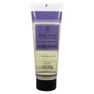 Image of Deep Steep - Body Wash Lavender Chamomile - 8 oz.