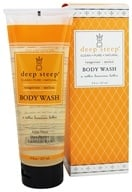 Image of Deep Steep - Organic Body Wash Tangerine Melon - 8 oz. LUCKY DEAL