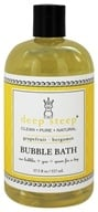 Image of Deep Steep - Bubble Bath Grapefruit Bergamot - 17.5 oz.