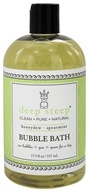 Image of Deep Steep - Bubble Bath Honeydew Spearmint - 17 oz.