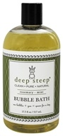 Deep Steep - Bubble Bath Rosemary Mint - 17.5 oz.