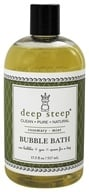Image of Deep Steep - Bubble Bath Rosemary Mint - 17.5 oz.