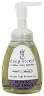 Deep Steep - Foaming Handwash Lavender Chamomile - 8.75 oz., from category: Personal Care