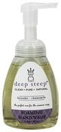 Image of Deep Steep - Foaming Handwash Lavender Chamomile - 8.75 oz.