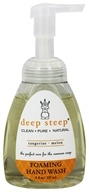 Deep Steep - Foaming Handwash Tangerine Melon - 8.75 oz., from category: Personal Care
