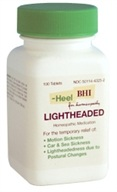Image of BHI/Heel - Lightheaded - 100 Tablets