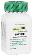 BHI/Heel - Enzyme - 100 Tablets