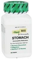 BHI/Heel - Stomach - 100 Tablets - $11.99